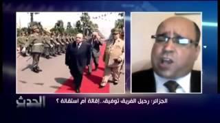 أنور مالك: ما يحدث في الجزائر يتعلق بمرحلة ما بعد الرئيس بوتفليقة