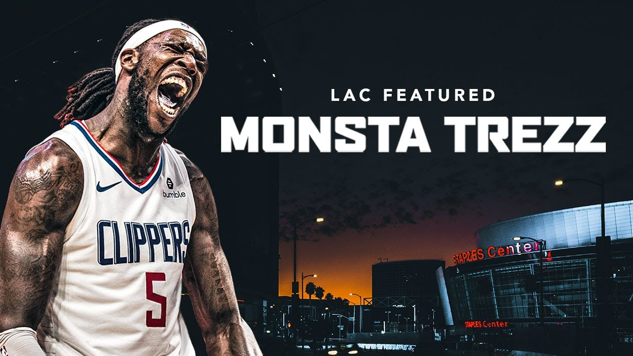 How Montrezl Harrell Transformed into a Monster on the Court | LAC Featured