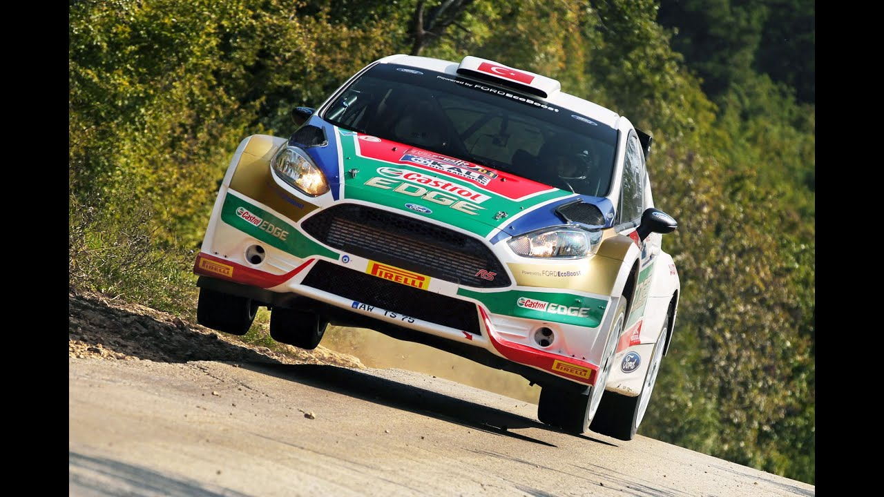2015 Croatia Rally / Murat Bostancı - Onur Vatansever / Ford Fiesta R5 / Highlights