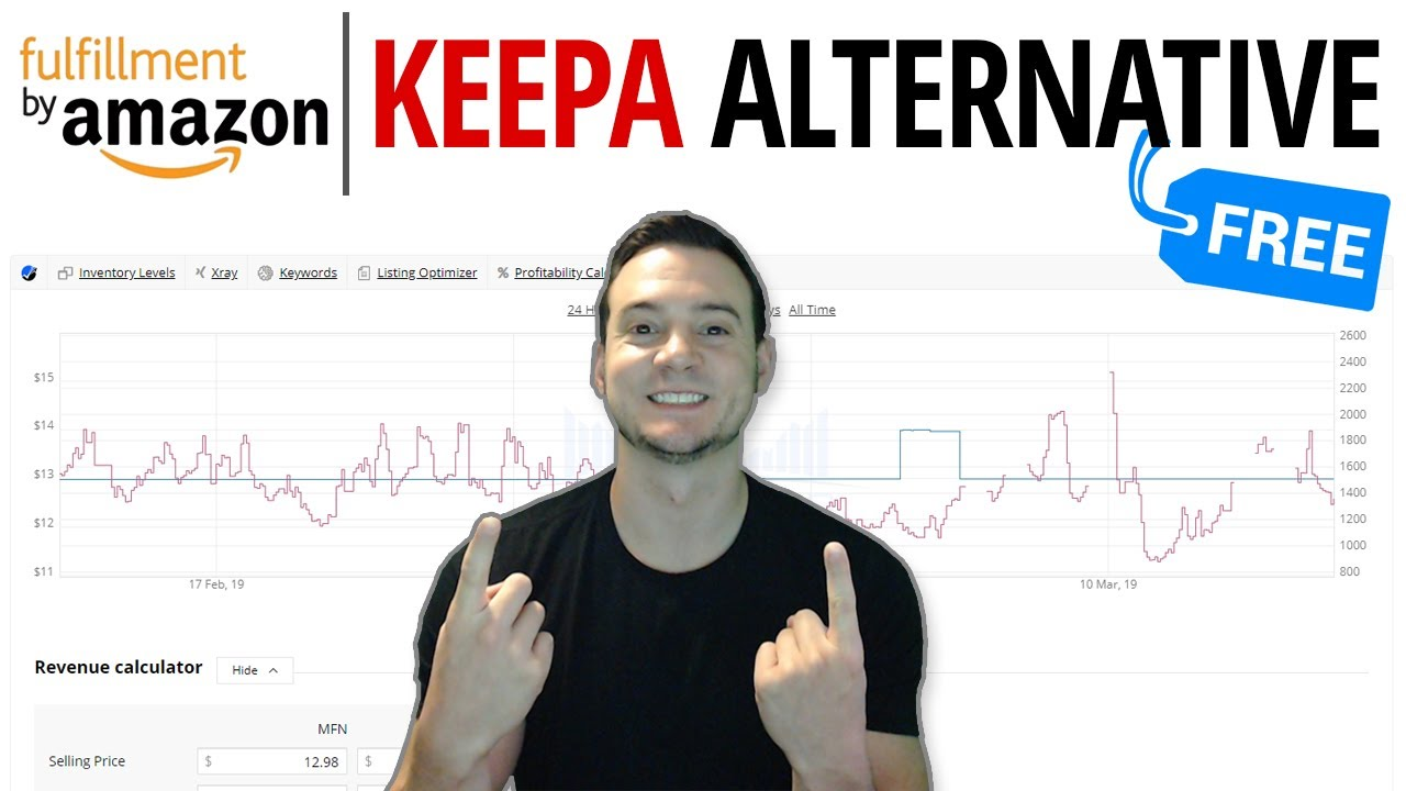 alternative to keepa