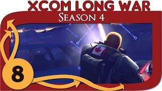 XCOM Long War Season 4 - Ep. 8 | Beta 15 Gameplay