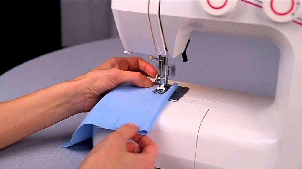 Какие нитки лучше использовать для шитья. Урок №4 - YouTube
