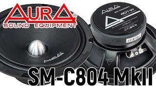 Обзор динамиков AURA SOUND EQUIPMENT SM-C804 MkII. Прослушиваем с твитером