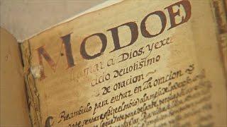 Старейшая рукопись о евреях Нового Света вернулась в Мексику (новости)