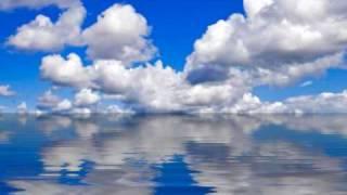 Cielo azul cielo nublado-PESADO