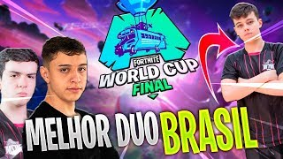 Cobertura COMPLETA Do BRASIL No Mundial De Fortnite (Week2)
