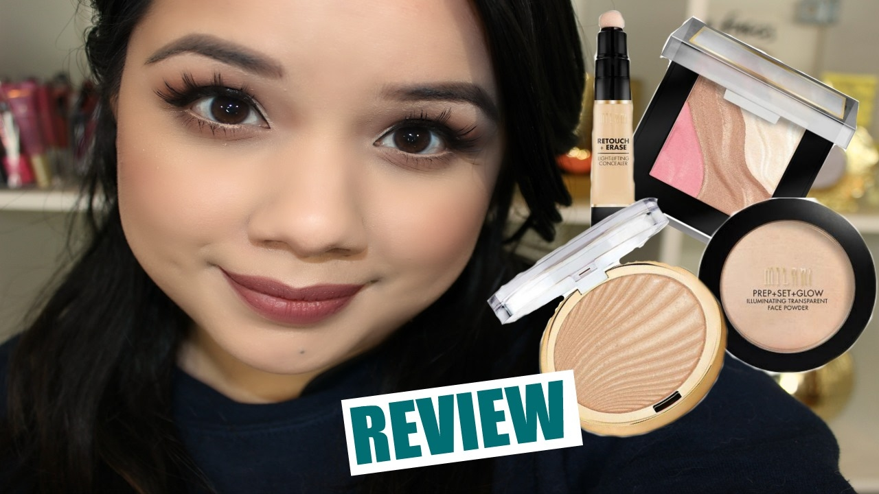 Prep Set Go Transparent Face Powder by Milani #7