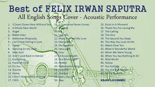 Download Felix Irwan Saputra Complete English Songs Cover