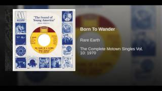 Play Born To Wander [Stereo Promo Version]
