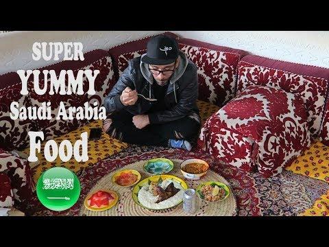 Super YUMMY Saudi Arabia FOOD in RIYADH