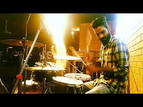 Teri Diwani || And || Bheegi Bheegi Si Hai Rate || Drum Cam || Ajay D'souza