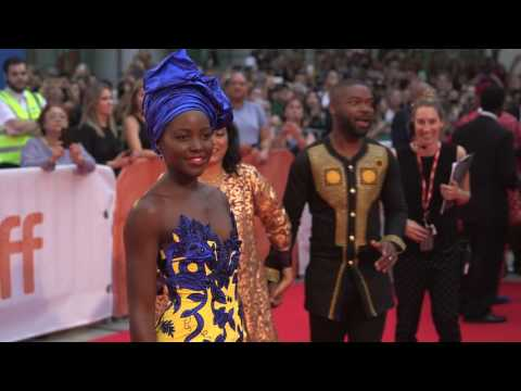Queen of Katwe: Lupita Nyong'o TIFF 2016 Movie Premiere Gala Arrival