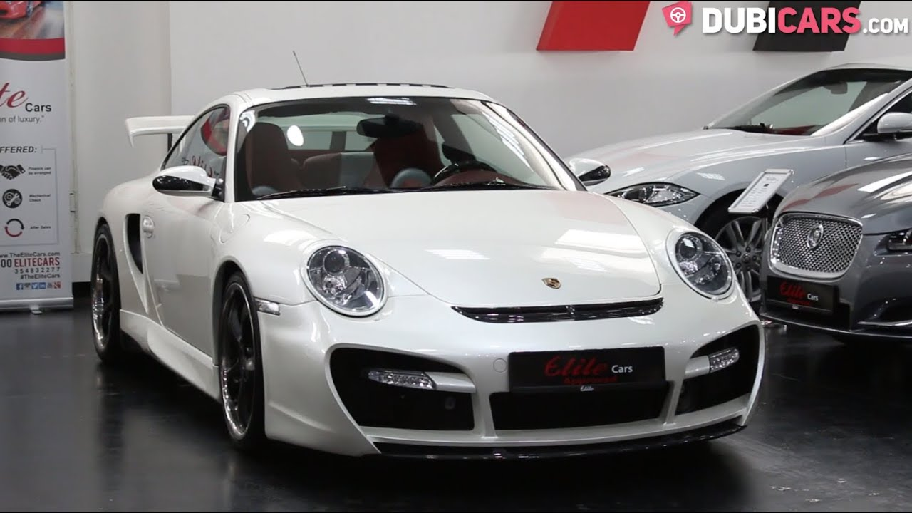 Dubicars Com 2008 Porsche 911 Turbo Very Low Mileage