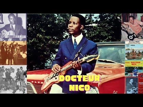 DOCTEUR NICO KASANDA (R.I.P.)🎸: SEBENOLOGY (1956-1985) Tokosss Mixtape🎼🎧🎤🎺🎷🥁🎹!!! MUSICA AFRO