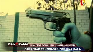Carreras truncadas por una bala: deportistas víctimas de la inseguridad ciudadana