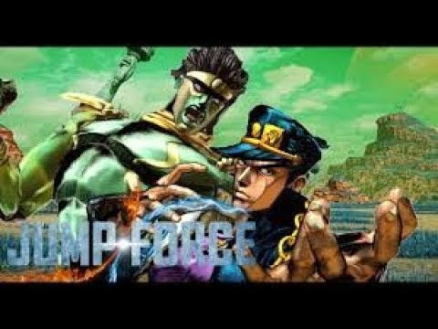 Jump Force: Jotaro Kujo Easy to Advanced Combos