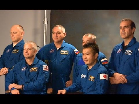 Meet the Station's Expedition 39 Crew