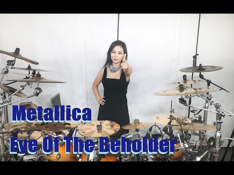 METALLICA - Eye Of The Beholder drum cover by Ami Kim(#85) mp3