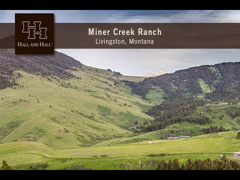 Miner Creek Ranch - Livingston, Montana