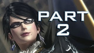 Bayonetta 2 Let's Play 2/18 (60FPS)