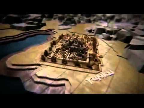 Game Of Thrones Season 1-5 Extended Map Opening