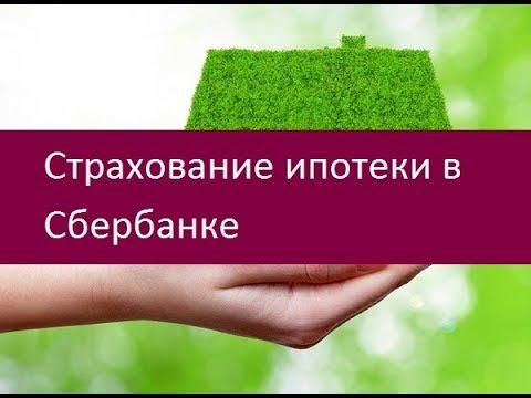 Страхование ипотеки в Сбербанке. Ключевые особенности