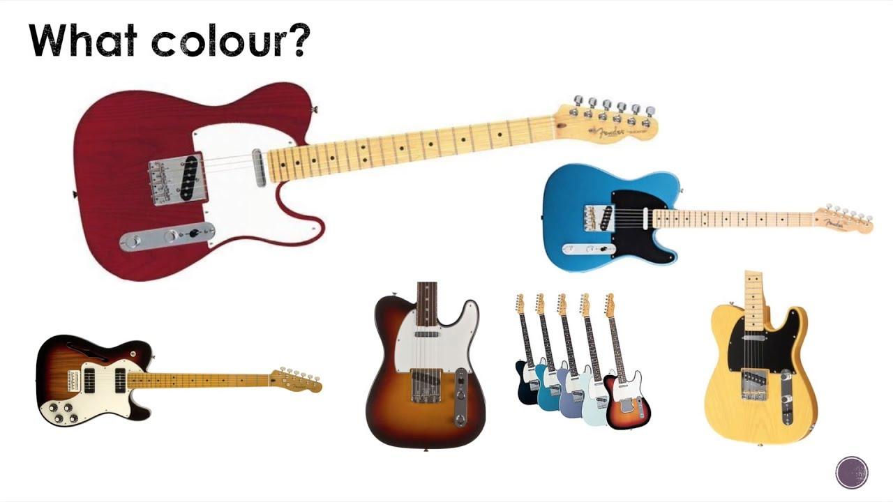 Harley Benton T Style Guitar Kit Build Part 1 Planning Youtube