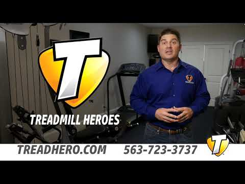 Treadmill Heroes Fitness Repair for your home