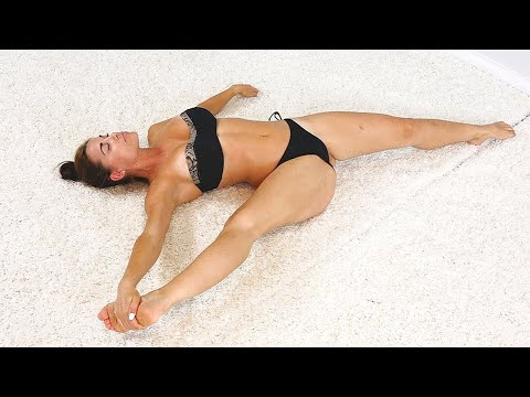 SEXY European Style Yoga Stretching!! Amazing!!! from YouTube · Duration:  8 minutes 42 seconds