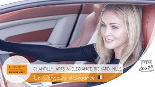 Concours D'Elegance - Chantilly Arts & Elegance Richard Mille