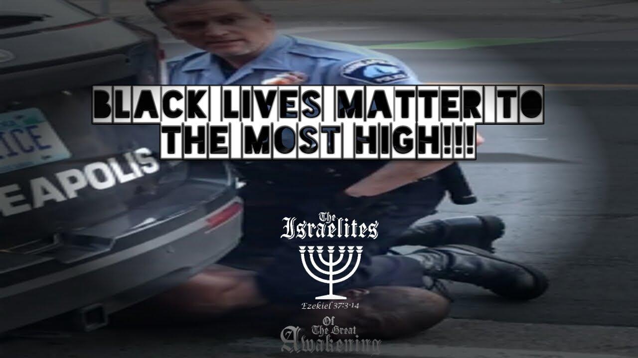 Black Lives Matter to The Most High!!! Israelites in Trinidad & Tobago