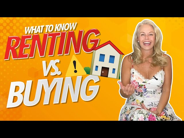 Home Buying Tips: Is It Better To Rent or Buy a Home In 2020 🤔🏠First Time Home Buyer Tips & Advice 👍