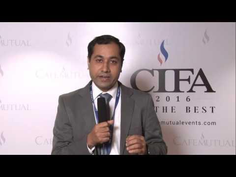 Gajendra Kothari, MD & CEO, Etica Wealth Management again - CIFA 2016
