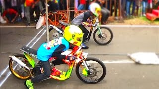 Drag Bike BSMC BATANG !!! Matic TU 200cc POIN ~ DRAG BIKE (TERBARU)