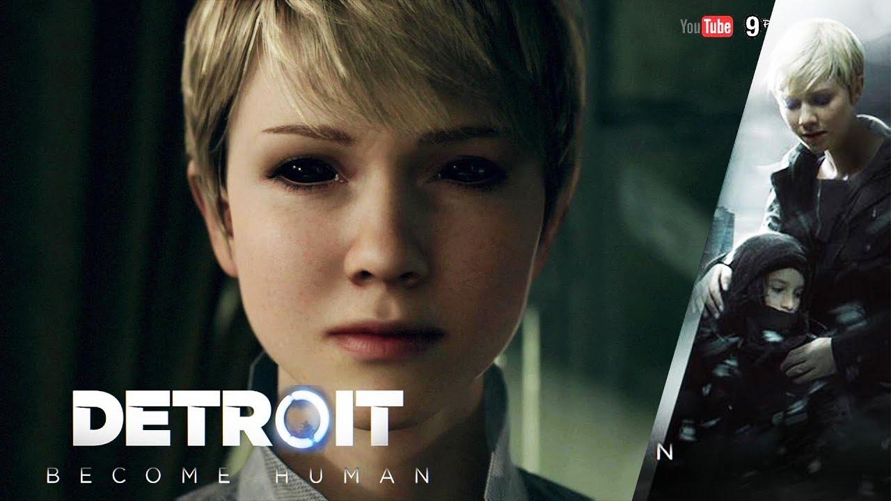 【底特律:變人】卡菈隱藏結局ENDING#2 暗黑女僕 悲慘結局(Detroit: Become Human) - YouTube