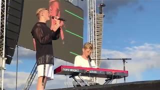 Video Marcus & Martinus- Plystre på deg (Voldsløkka, Oslo) download MP3, 3GP, MP4, WEBM, AVI, FLV Oktober 2018