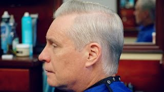 Barber Tutorial: Classic, Professional, Gentlemen's Haircut 2017