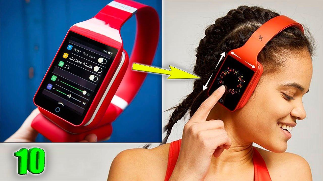 10 nuevos productos de Aliexpress y Amazon 2020 | Amazing Future Tech. Gadgets geniales + vídeo