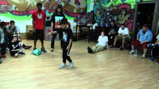 Dem Bague Boyz : Down By Law 2 Allstyles 2 vs 2 Rd. 3
