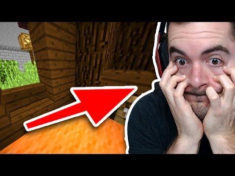 Minecraft: NEVER TRUST THE FLOOR RAGE vs. X33N