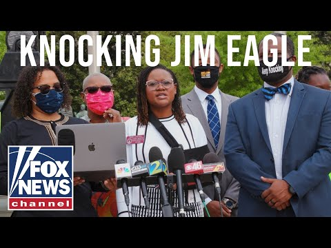Knocking Jim Eagle | FOX News Digital Original