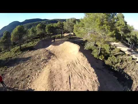 La Fenasosa Bike Park - Supercross Jumps