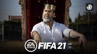 THERE IS ONLY ONE KING AND THE KING IS BACK 🤴 👑 #FIFA21