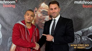 CHRIS EUBANK JR BACK WITH EDDIE HEARN?!!! ON DILLIAN WHYTE VS JOSEPH PARKER UNDERCARD!!!!