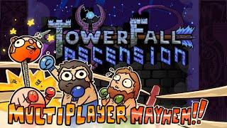 Multiplayer Mayhem!!! - Towerfall Ascension