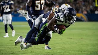 Preseason Week 2: Seahawks at Chargers Recap