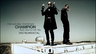 Chipmunk (Ft. Chris Brown) - Champion - Instrumental