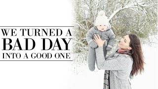 DAY IN THE LIFE OF A MUM/MOM OF 2 | UK