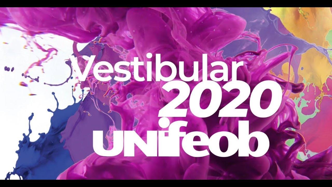 Vestibular Agendado 2020 - UNIFEOB