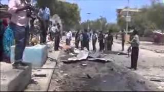 Mogadishu : Car bomb kills at least 10 near Somali presidential palace